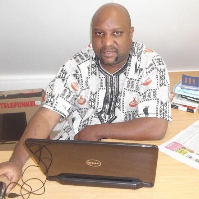 Dr. Anthony Mavuto Gunde 1